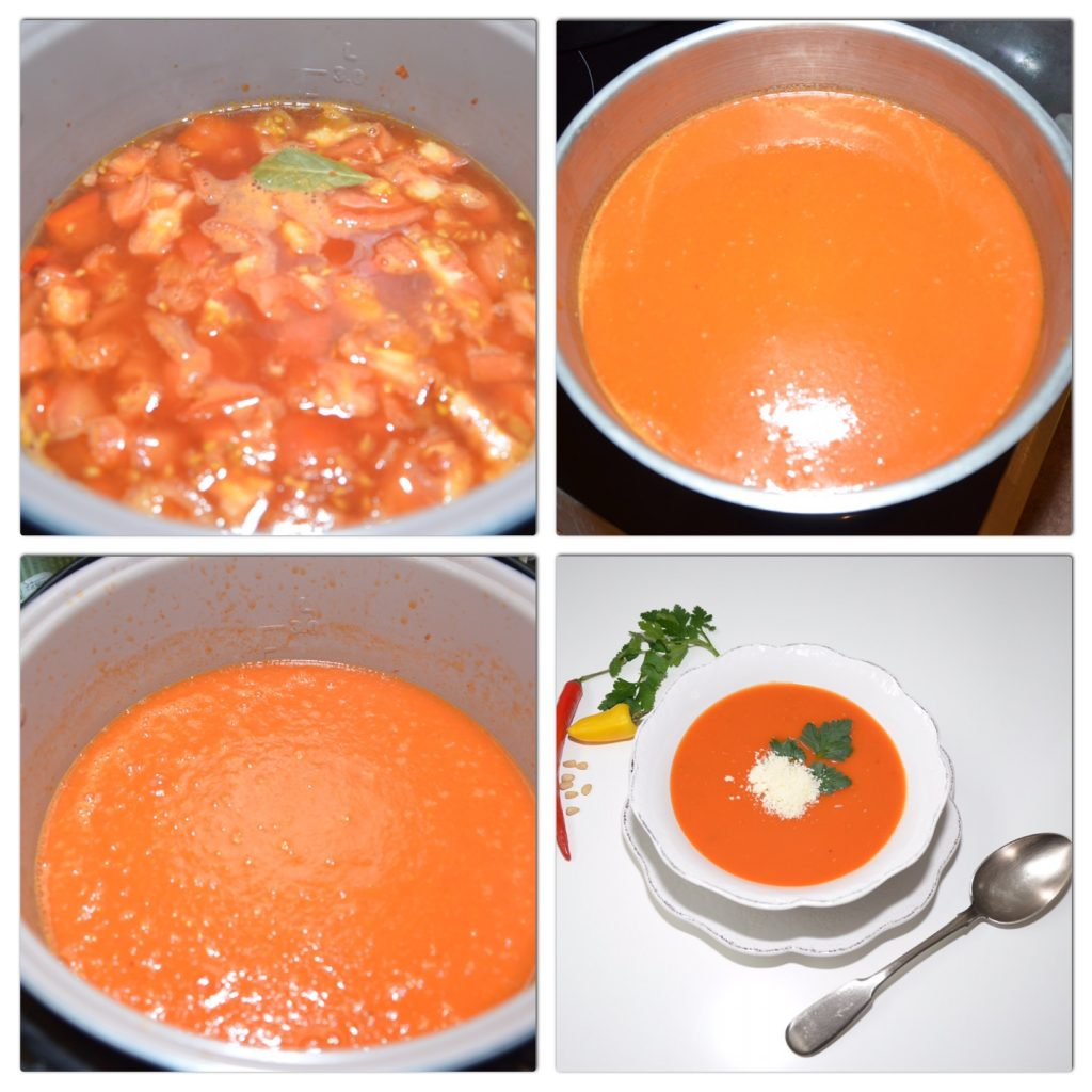 tomato soup directions